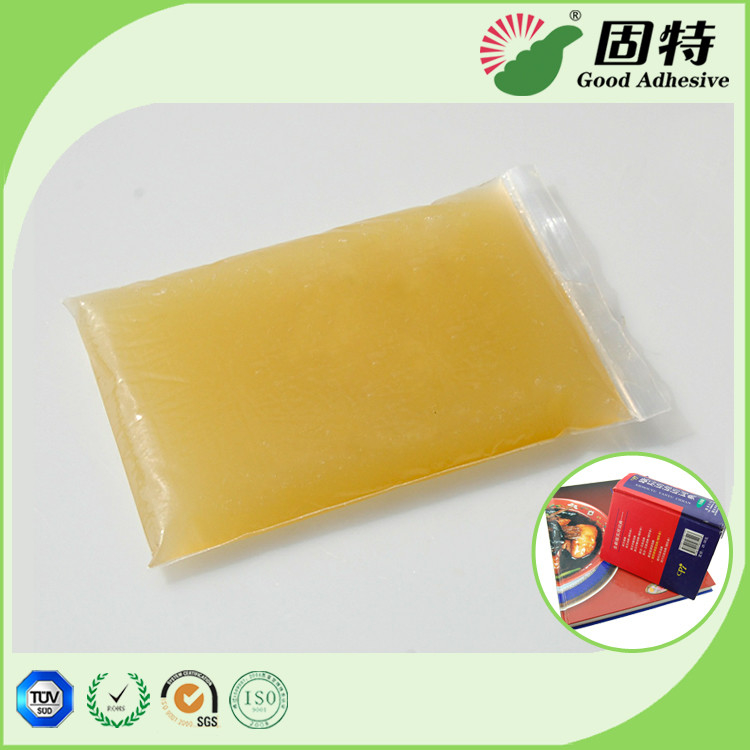 Gelatin resin Amber color Block solid Pressure Sensitive Animal Jelly Glue ,industrial Strength Hot Glue