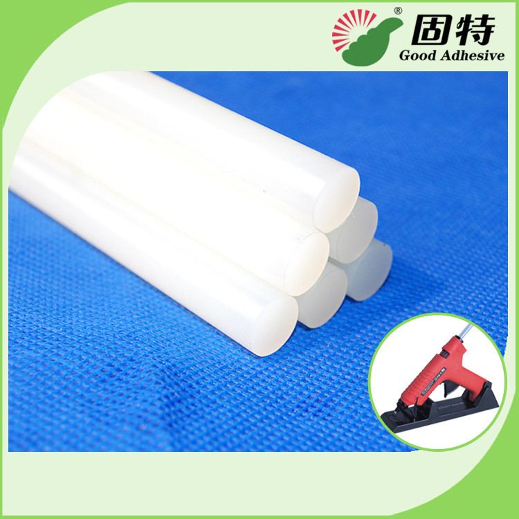 Light White Bookbinding Hot Melt Glue For Side Glue For Shoe , Toys , PC, Craftwork